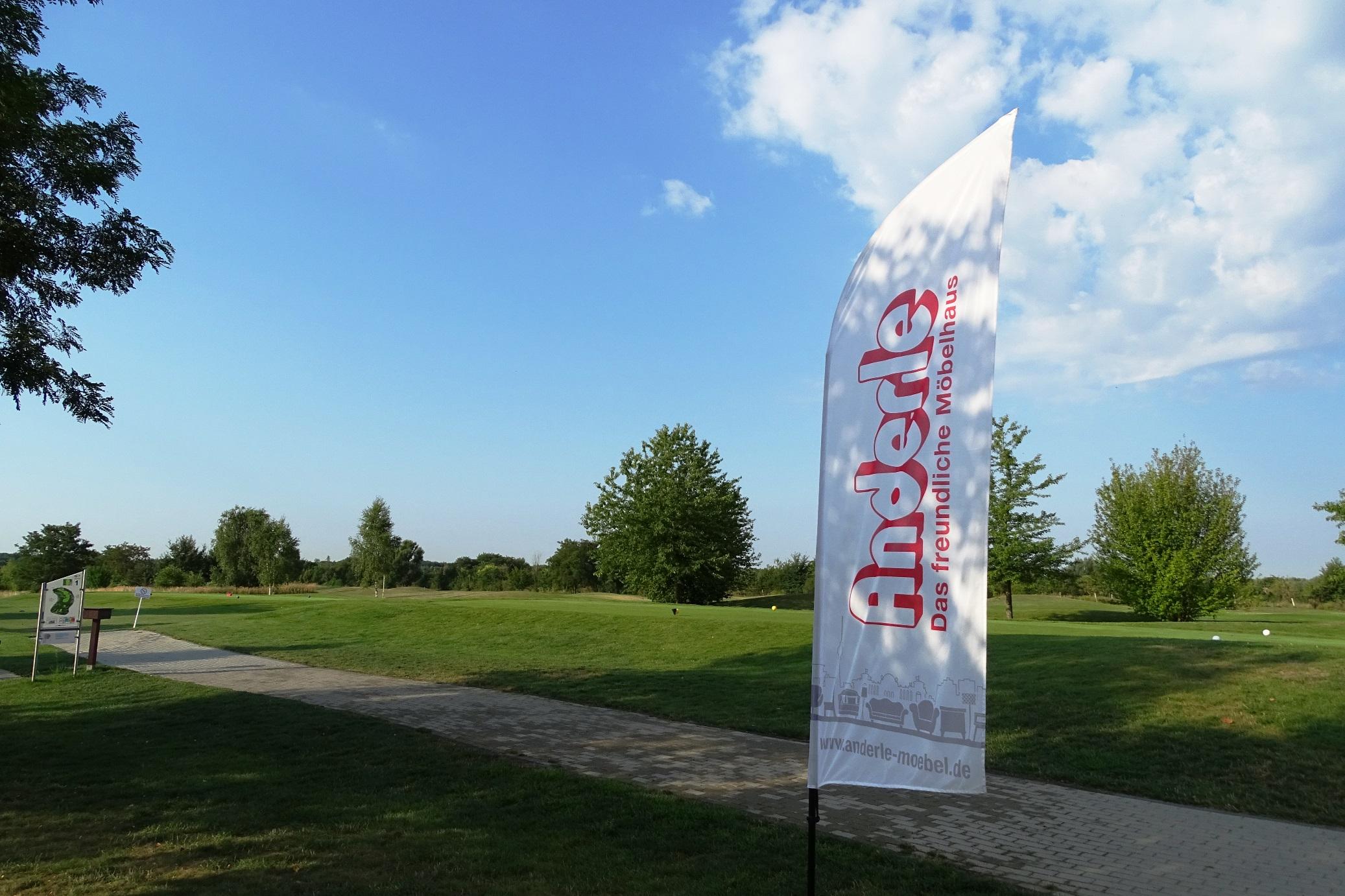 Pink Ist Trumpf Berliner Golfclub Stolper Heide